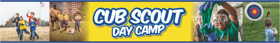 cub scout day camps san diego imperial council camping. Black Bedroom Furniture Sets. Home Design Ideas